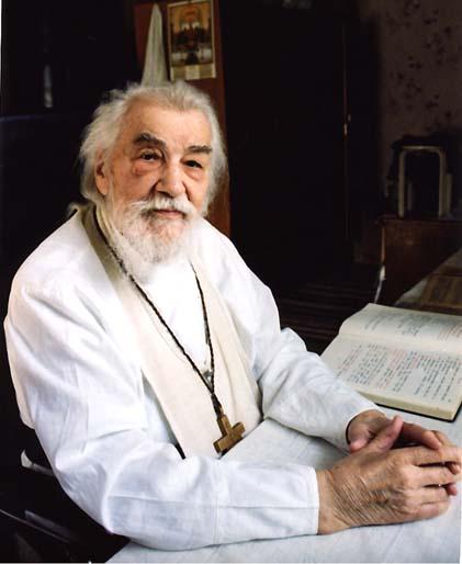 Автор проповеди - о. Иоанн (Крестьянкин). Фото 2003 г.